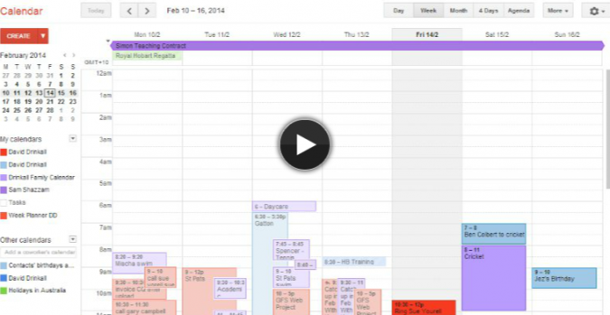 V2 Training | How to Activate FREE SMS Calendar Reminders for Google